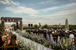A Luxury French Jewish Wedding In Rome